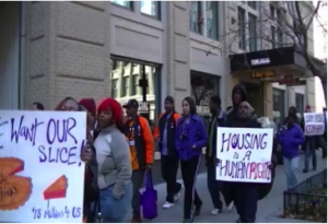 PFC advocates Housing is a Human Right